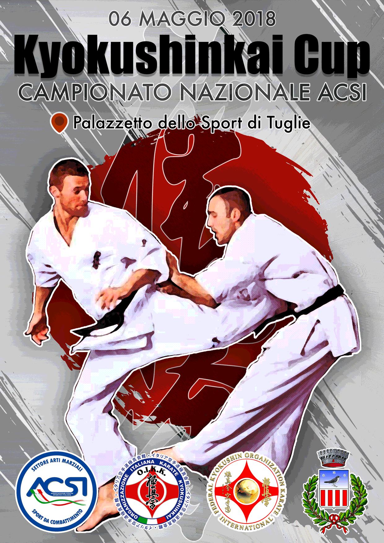 evento campionato nazionale
